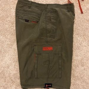 Abercrombie and Fitch Men's Cargo Shorts